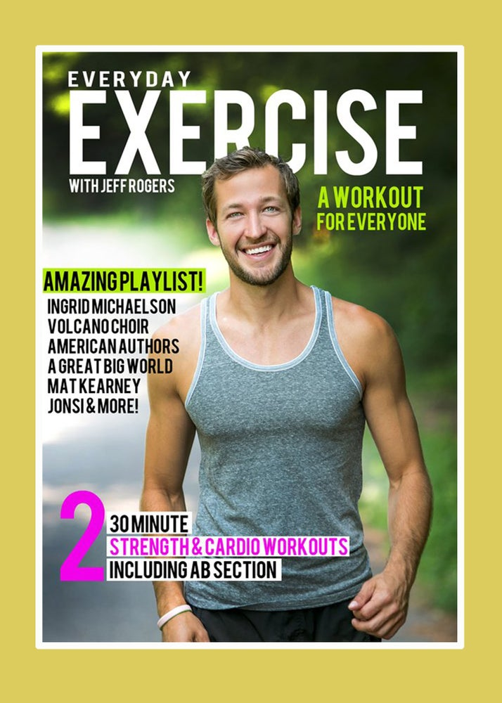 Image of Everyday Exercise Workout DVD