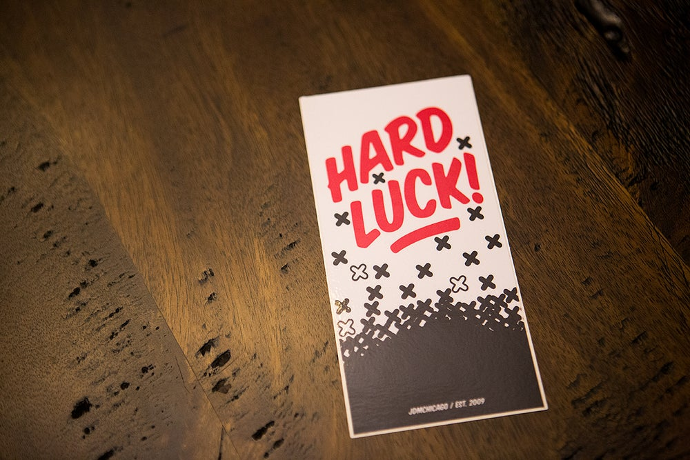 Image of Hard Luck Vertical