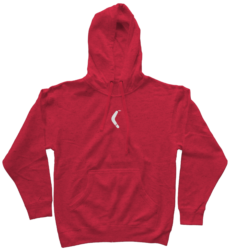 Image of Boomerang Club Hoodie (Red)