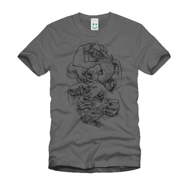 Image of Kloc Hands - Shirt