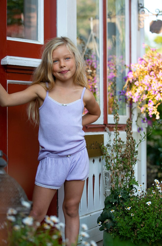 Image of Girls lavender short