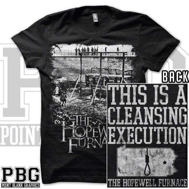 Image of Cleansing Execution Tee