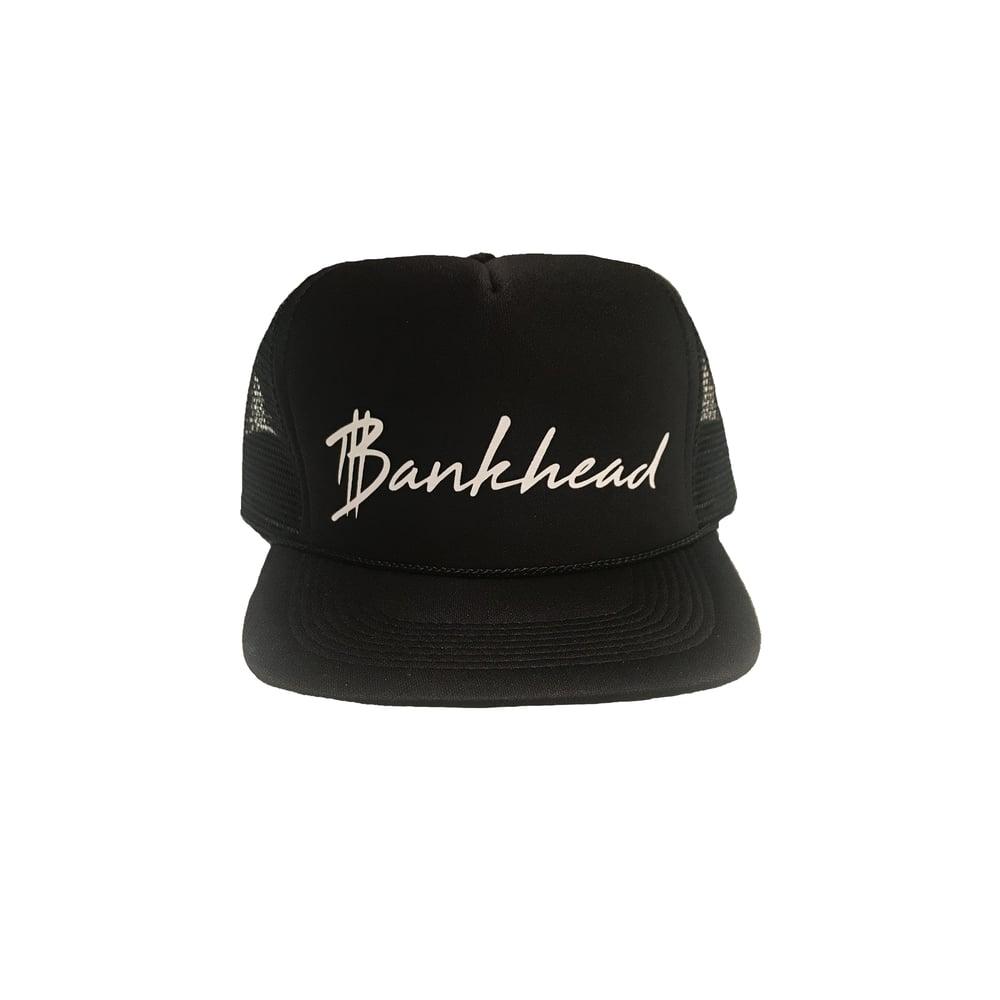 Image of Black signature Bankhead trucker