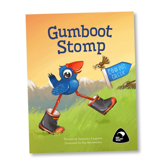 Image of Gumboot Stomp
