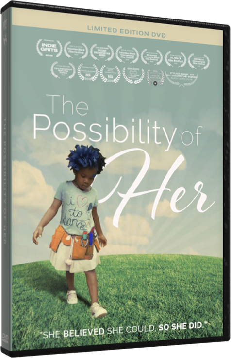 "Image of ""The Possibility of Her"" DVD - Limited Edition"