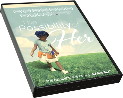 """Image of """"The Possibility of Her"""" DVD - Limited Edition"""
