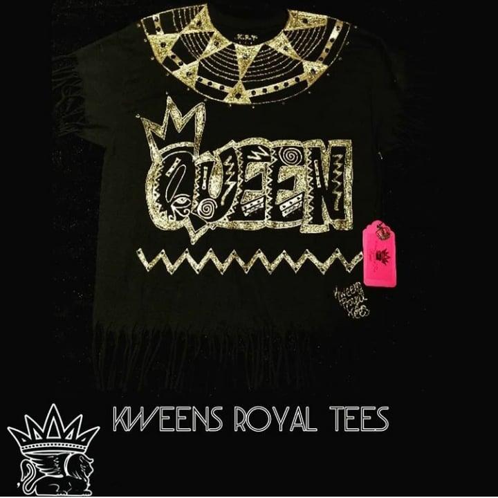 Image of Queen Tee