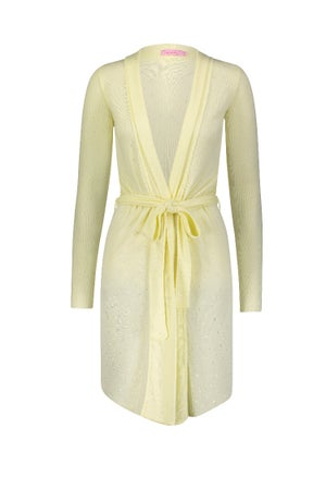 Image of Lemon yellow chemise