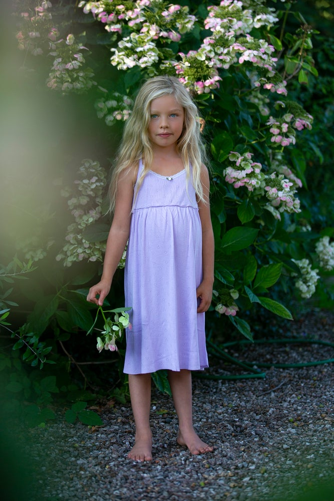 Image of Lavender Girls cami nightgown