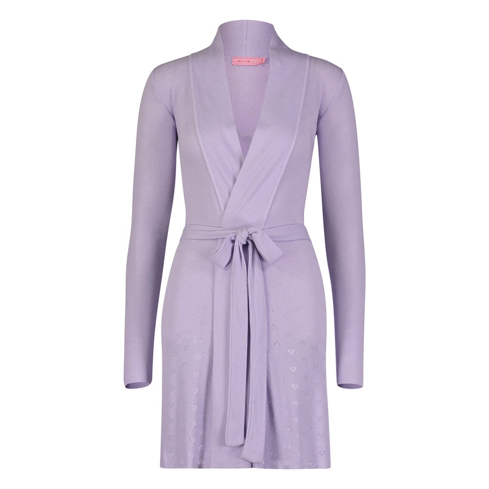 Image of Lavender robe