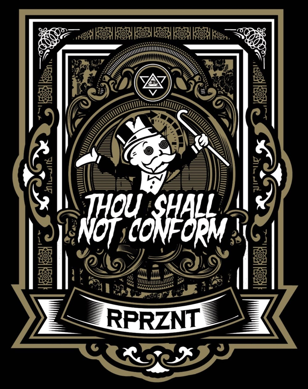 Image of Thou Shall Not Conform