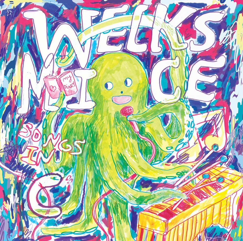 Image of WELKS MICE Songs In C LP/CD/CASS