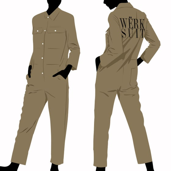 Image of WERK SUIT Utility Jumper