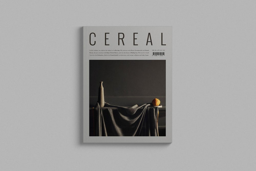 Image of CEREAL volume 16