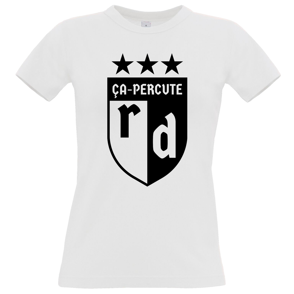 Image of Tee-shirt Blanc Femme