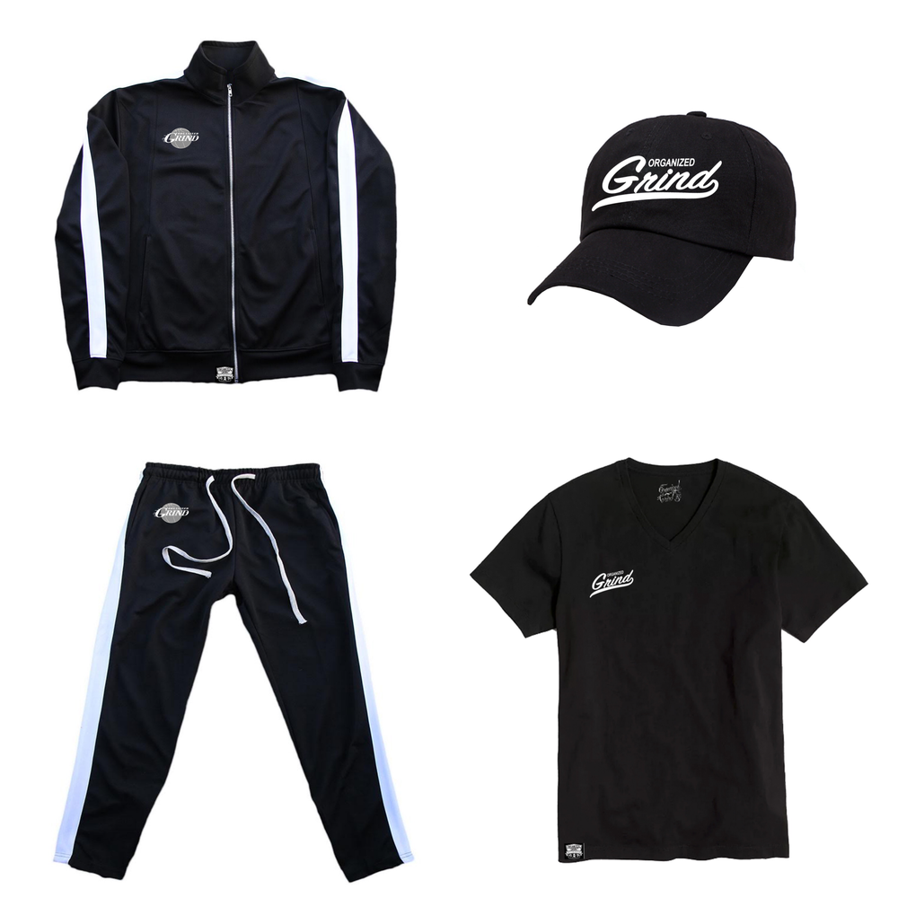 Image of New OG Track Suit & Baseball Gear
