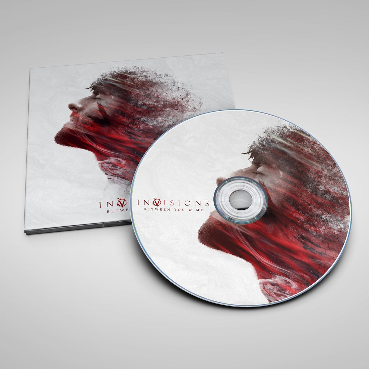 Image of Between You & Me - Physical CD (Pre-Order)