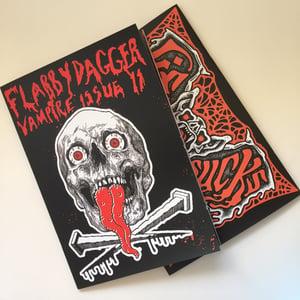 Image of FLABBY DAGGER VAMPIRE ISSUE 11