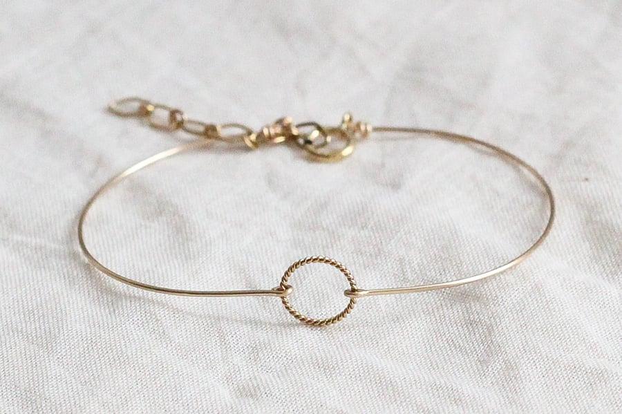 Image of Bracelet Circle I