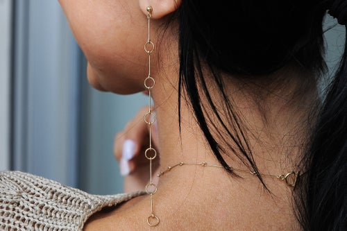 Image of Boucles d'oreilles Circle II