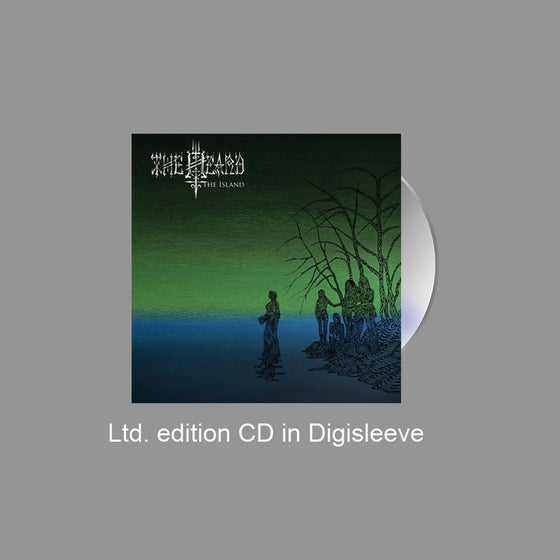 Image of The Heard - The Island Digisleeve CD (Pre-order)