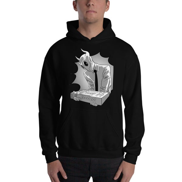 Image of DokBrass - The Discovery - Hooded Sweatshirt