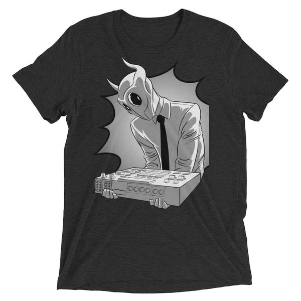 Image of DokBrass - The Discovery - Unisex Triblend T-Shirt