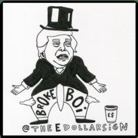 Image of Poor Tax Trump Sticker