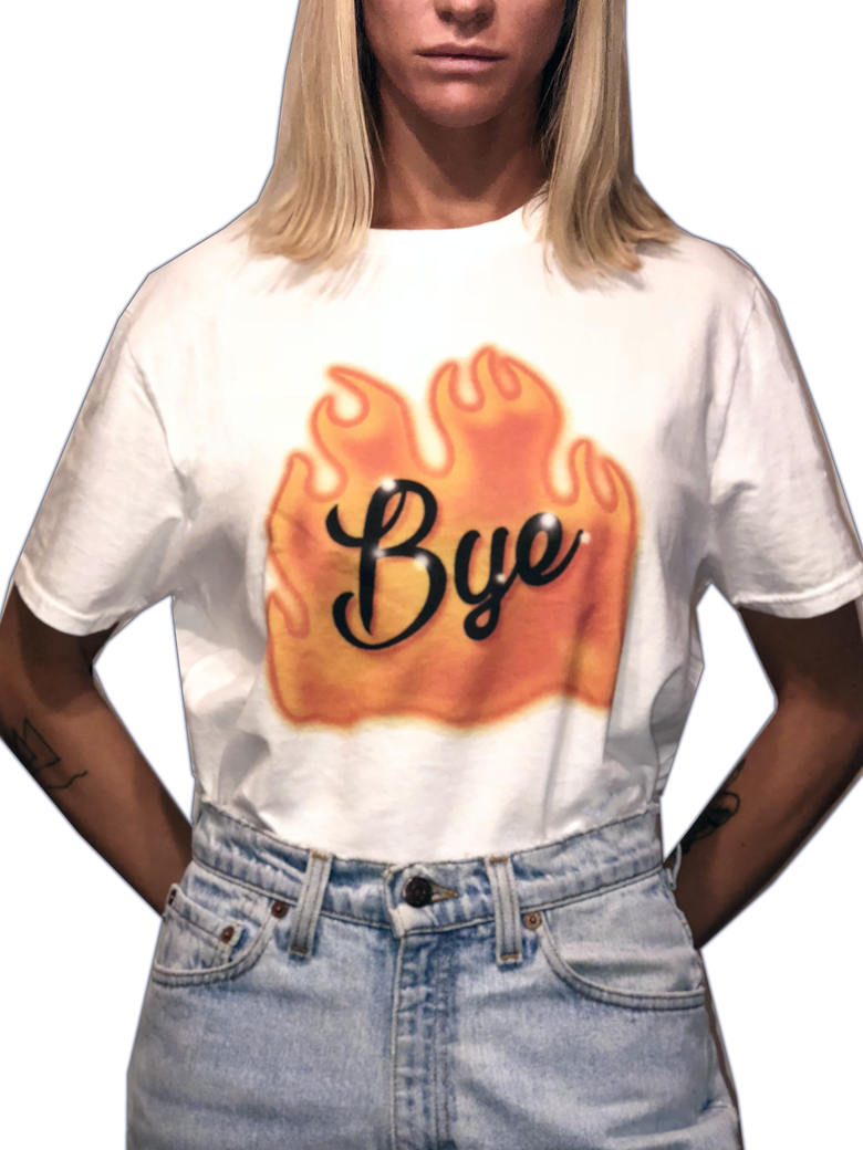 Image of bye shirt