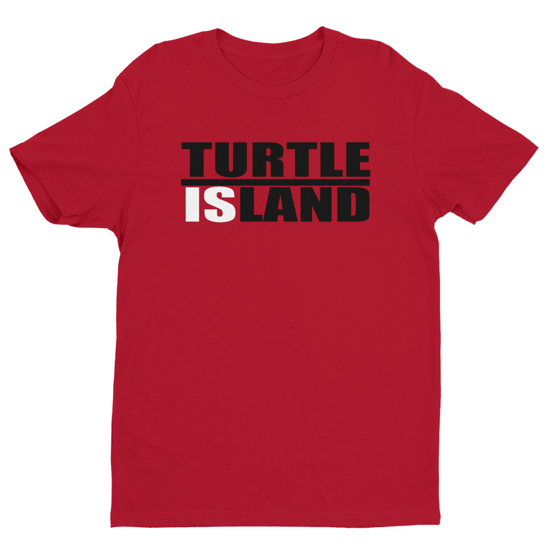 Image of TURTLE IS-LAND TRIBAL COLORS