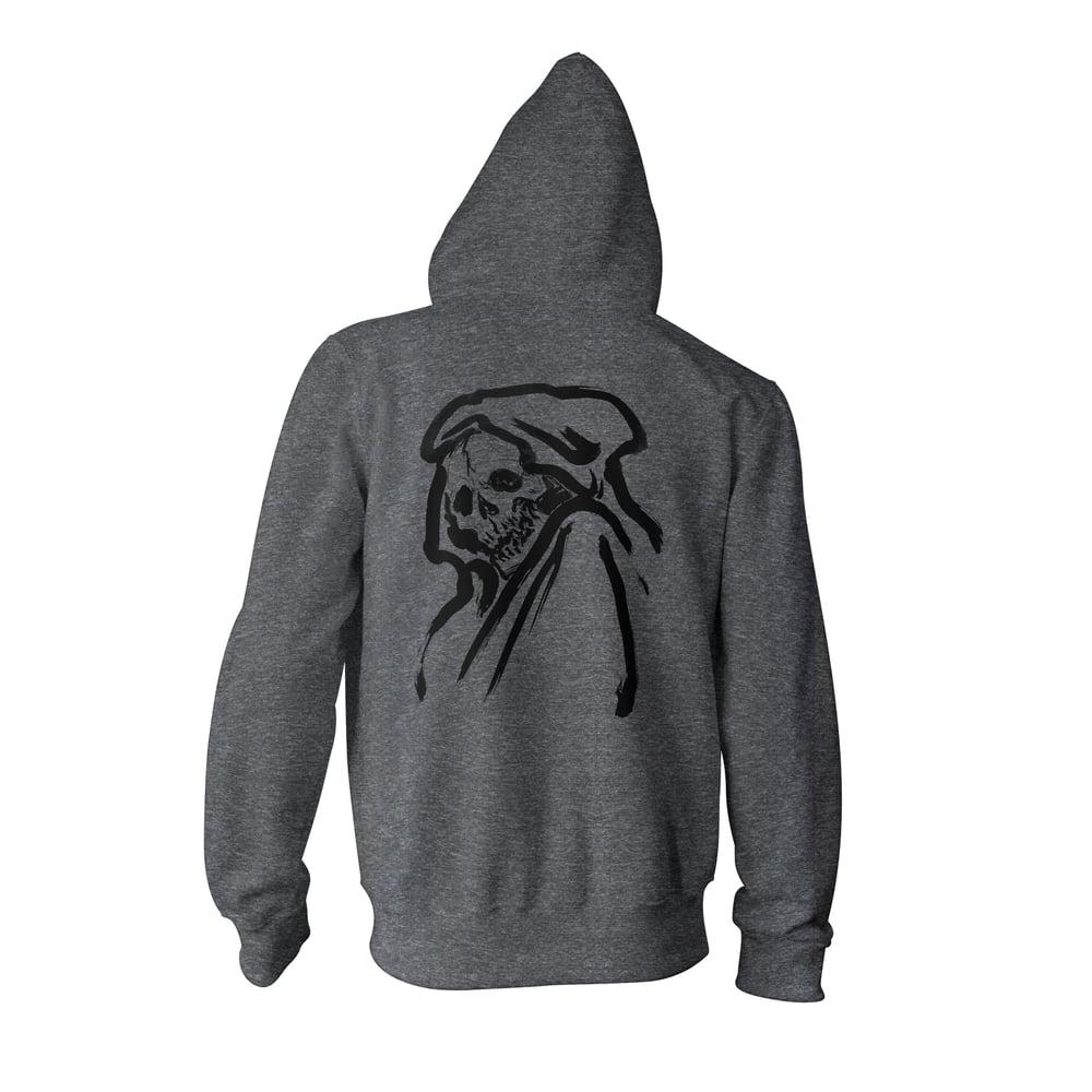 Image of Reaper - Zip Hoodie