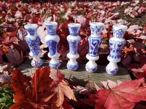 """Image of Kurt B """"Blue and White China"""" 1-E #22"""