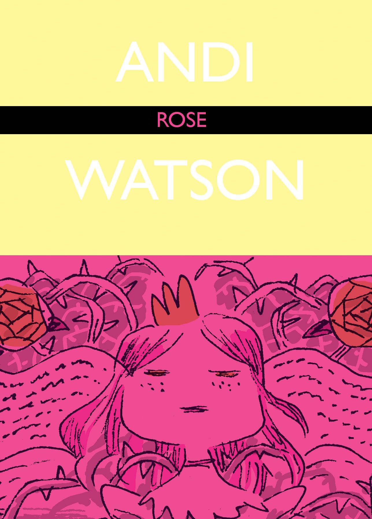 Image of Rose mini comic