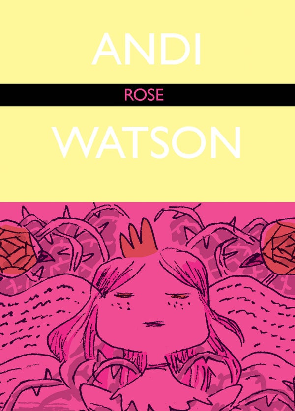 Image of Rose mini comic