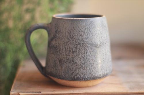 Image of Matte Charcoal Mug