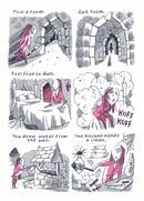 Image 3 of Rose mini comic