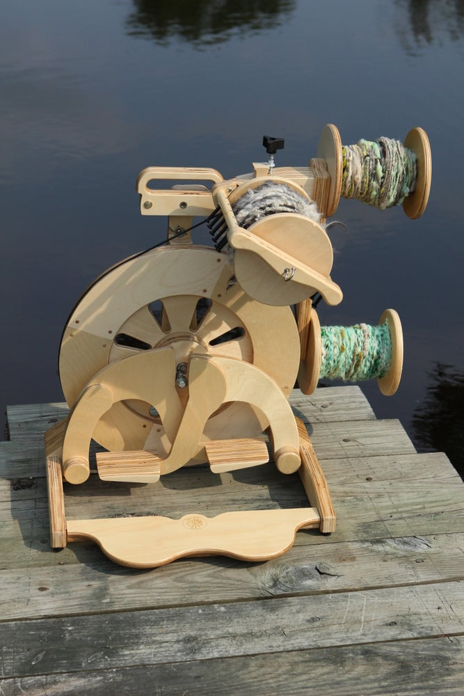 Image of Bullfrog Spinning Wheel
