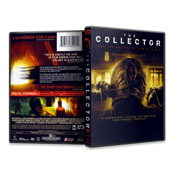Image of The Collector (DVD)