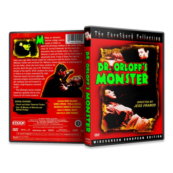 Image of Dr. Orloff's Monster (DVD)