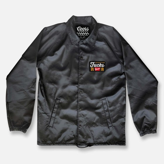 Image of LESS THAN ZERO COACHES JACKET