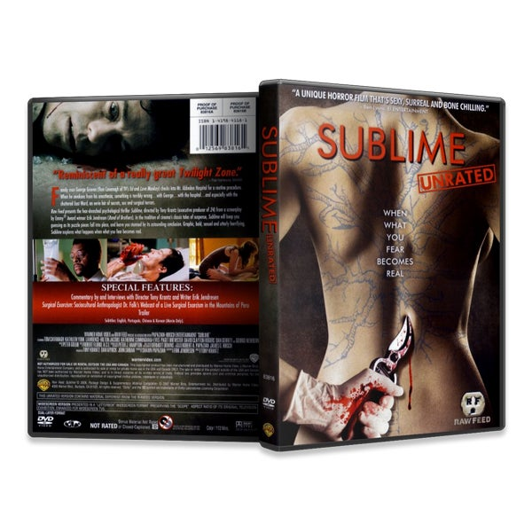 Image of Sublime Unrated (DVD)