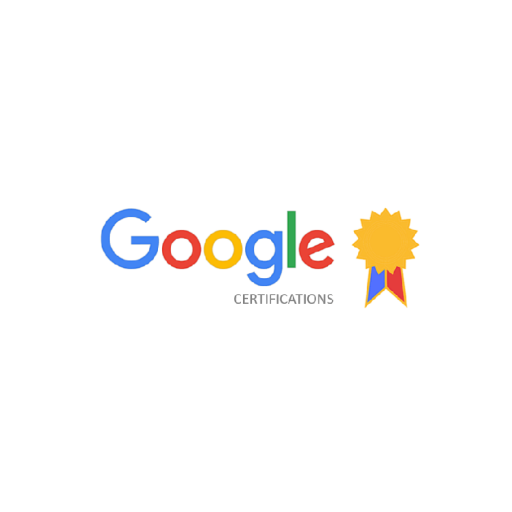 Image of 8 Google Certifications