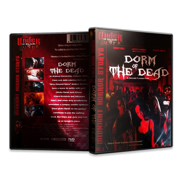 Image of Dorm of the Dead (DVD)