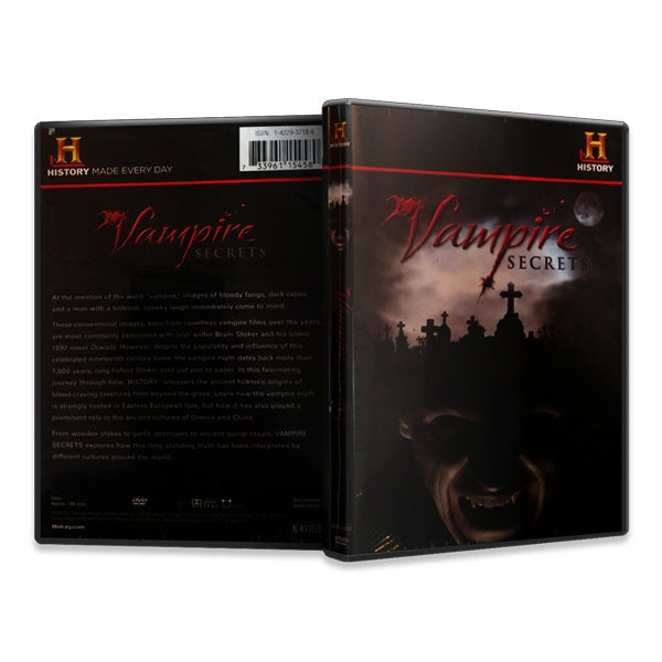 Image of Vampire Secrets (DVD)