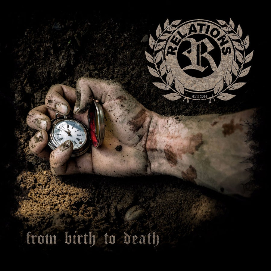 Image of Relations - From Birth To Death CD Digipak