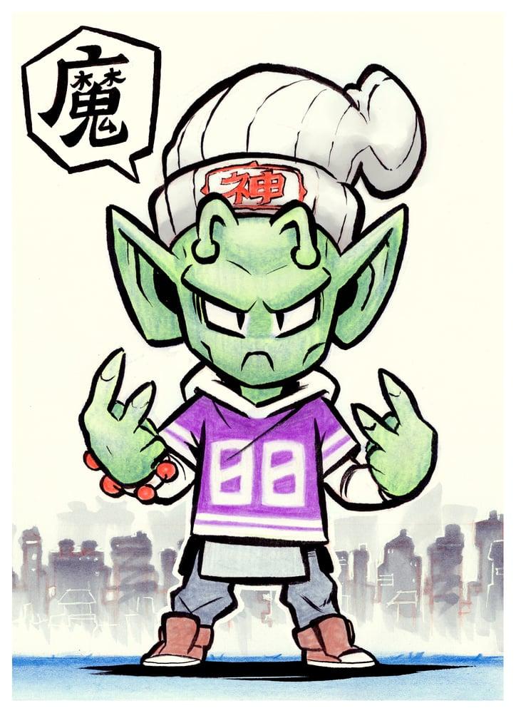 Image of Piccolo