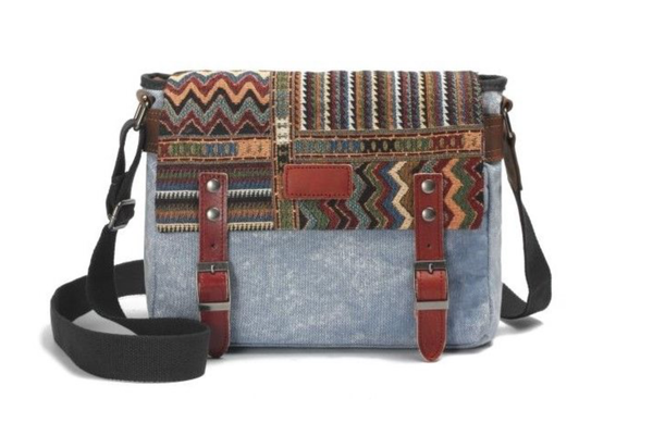 Image of Bohemian Messenger Bag