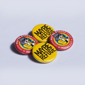 Image of Custom Band Buttons