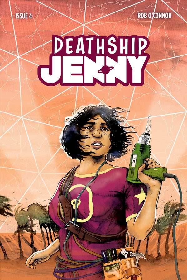 Image of Deathship Jenny #4