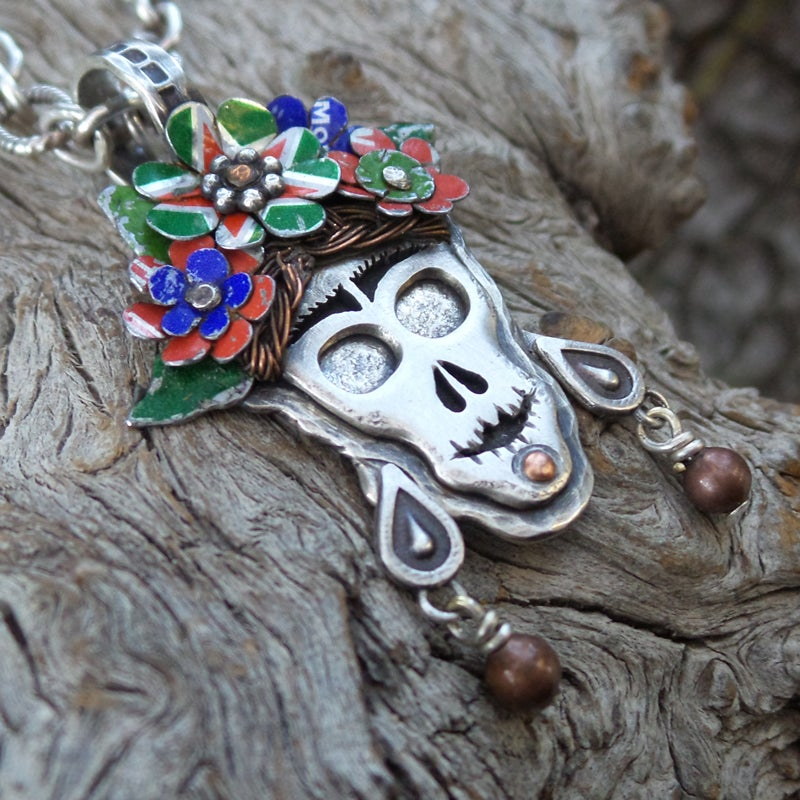 Image of Frida Sugar Skull